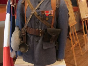 tenue militaire
