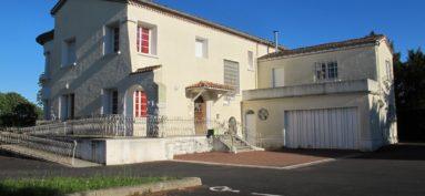 Site de la bibliothèque de Loulay