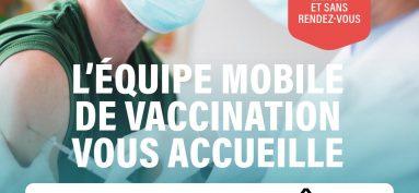 Covid19: campagne départementale de vaccination